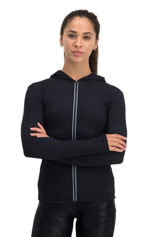 Darkdiva Long Sleeve Run Jacket