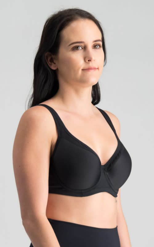 Moulded Cups Bra
