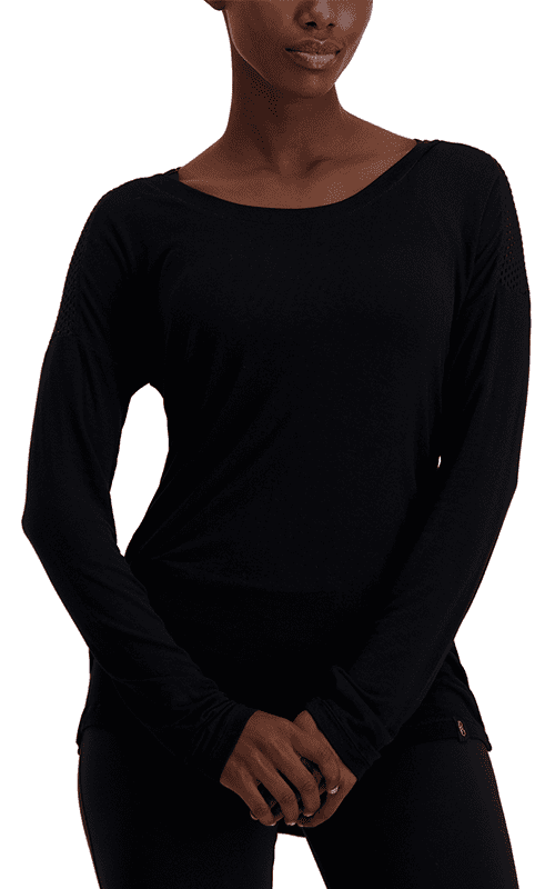 Karma Dance Long Sleeve Top