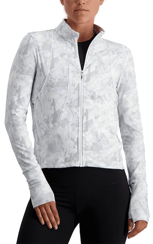 White Wash Jacket