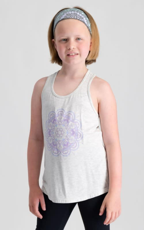 Girls Mandala Vest