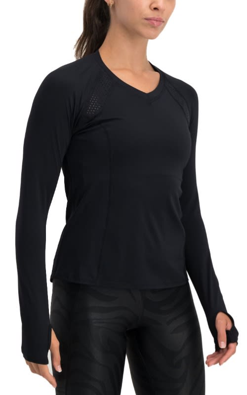 Breeze Long Sleeve Run Tee