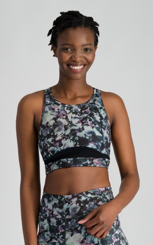 Floral Dance 2-in-1 Support Top