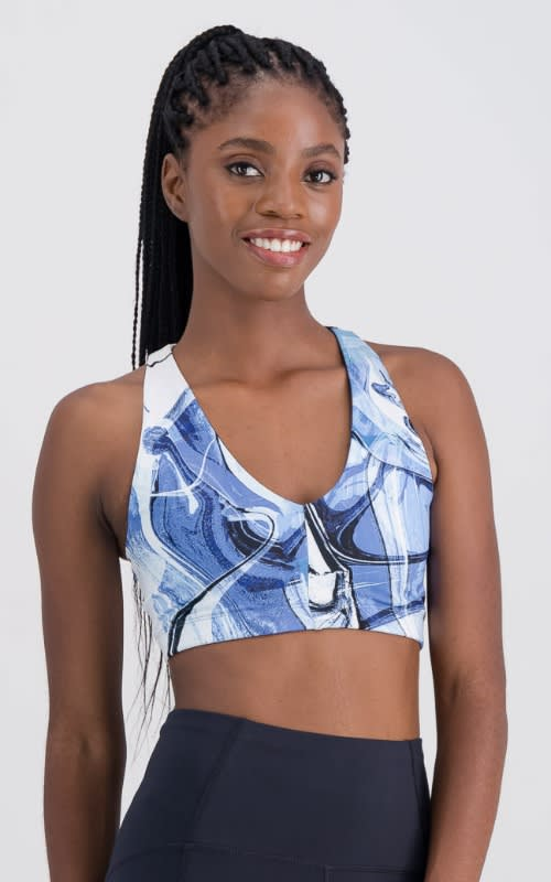 Bali Blues 2-in-1 Support Top