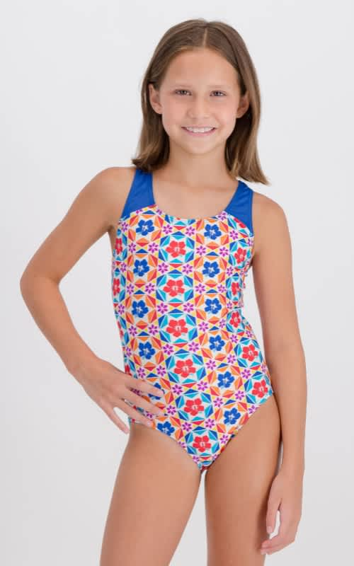 Girls Optical Perfect One Piece