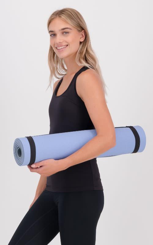 Yoga Mat TPE 6mm