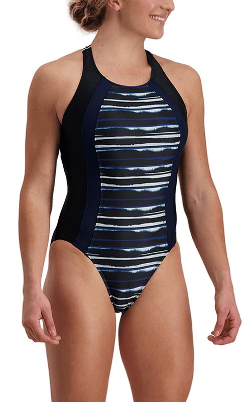 Waterflow Performance One Piece Swimsuit