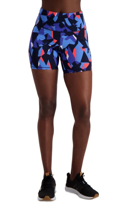Origami Running Short Tight