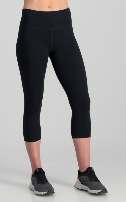 Cotton Lycra Capri
