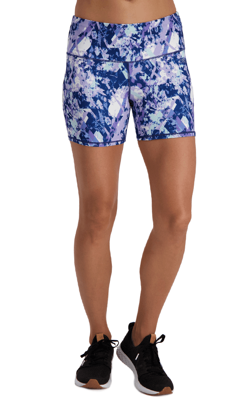 Misty Moonlight Short Tight