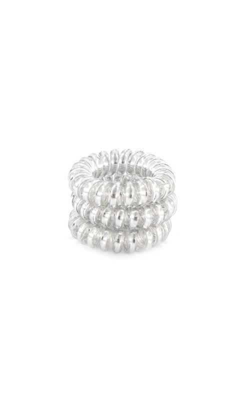 3 Piece Metallic Jelly Hairbands