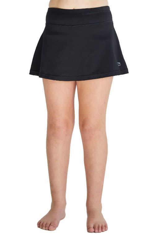 Girls Essential Tennis Skort - default