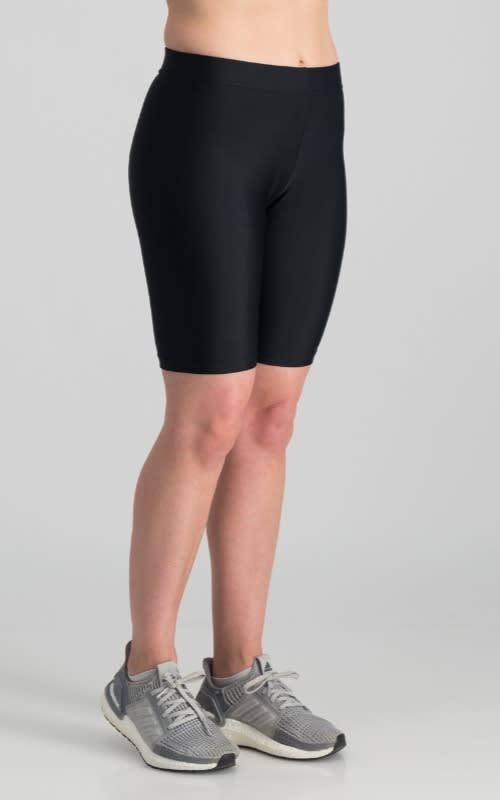 Lycra Bike Short - Black