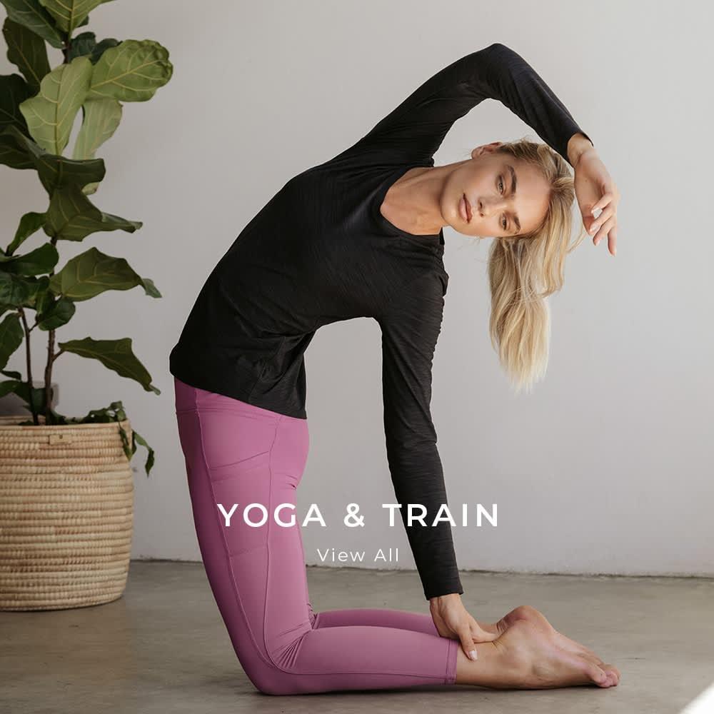 Yoga & Train