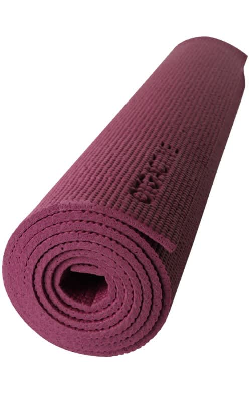 Yoga Mat  - Berry 222 C