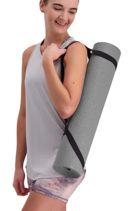 Yoga Mat  - Grey - 429 U