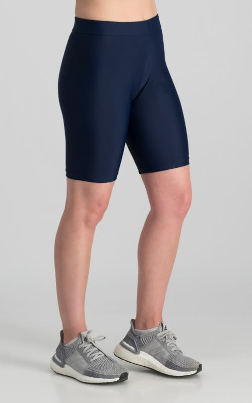 Lycra Bike Short - Navy