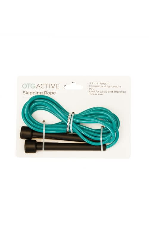 Fitness PVC Skipping Rope - default