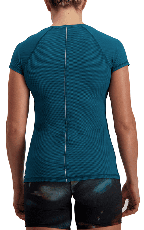 Easy Breezy Run Tee - Teal
