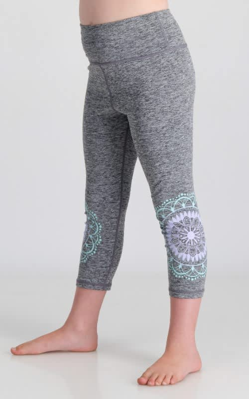 Girls Mandala Capri - default