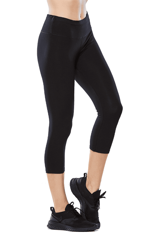 Cotton Lycra Capri  - default