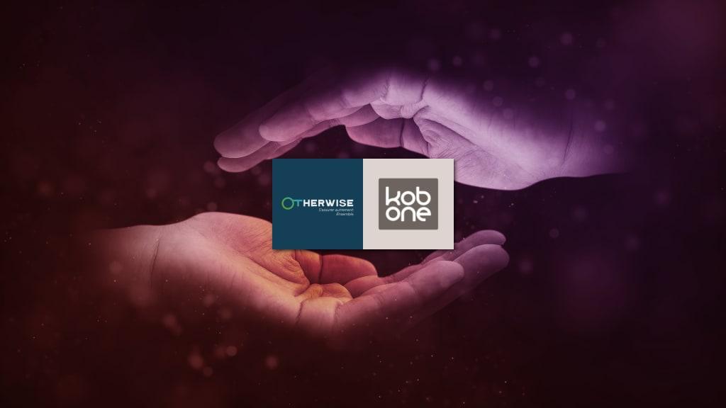 Partenariat Kobone - logo Kobone Otherwise - Multiproduit - 1920x1080 - PNG