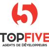 Logo top five