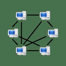 Peet to peer réseau