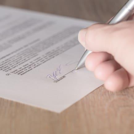 Contrat de prestation freelance