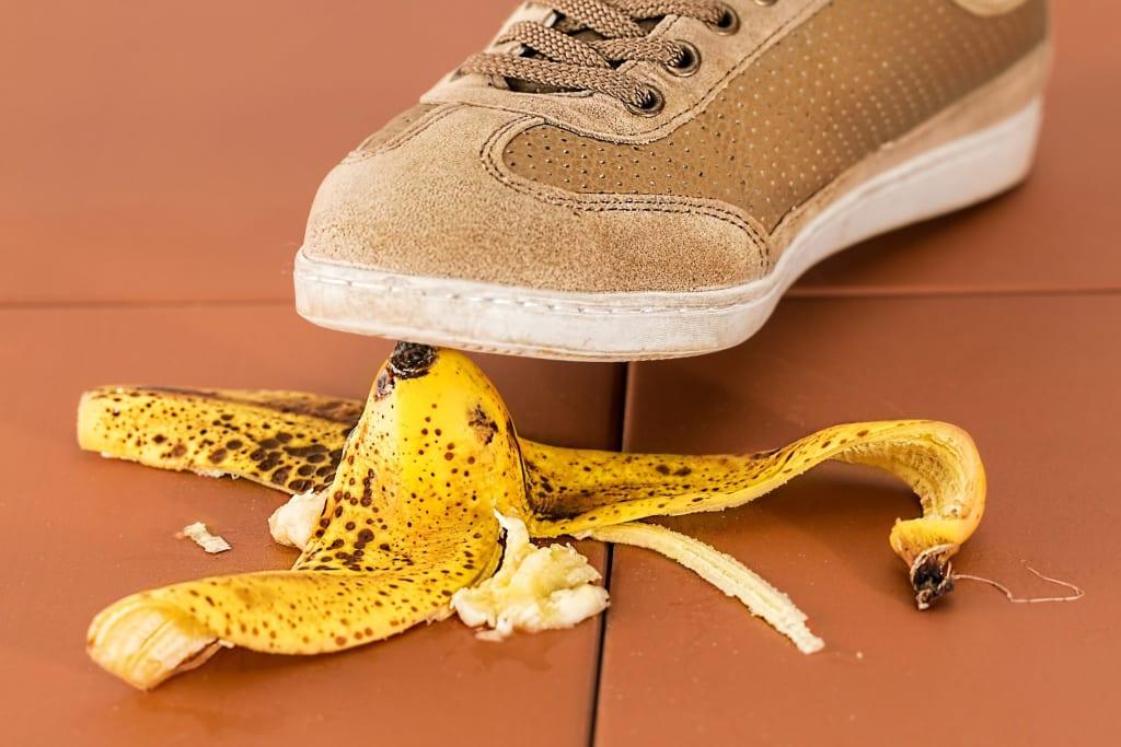 Prévenir que guérir - peau de bananes - Animaux - 2299x1533 - JPG