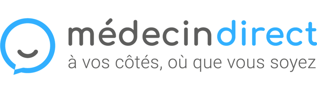 Logo - Médecin direct - Santé - 1024x300 - PNG