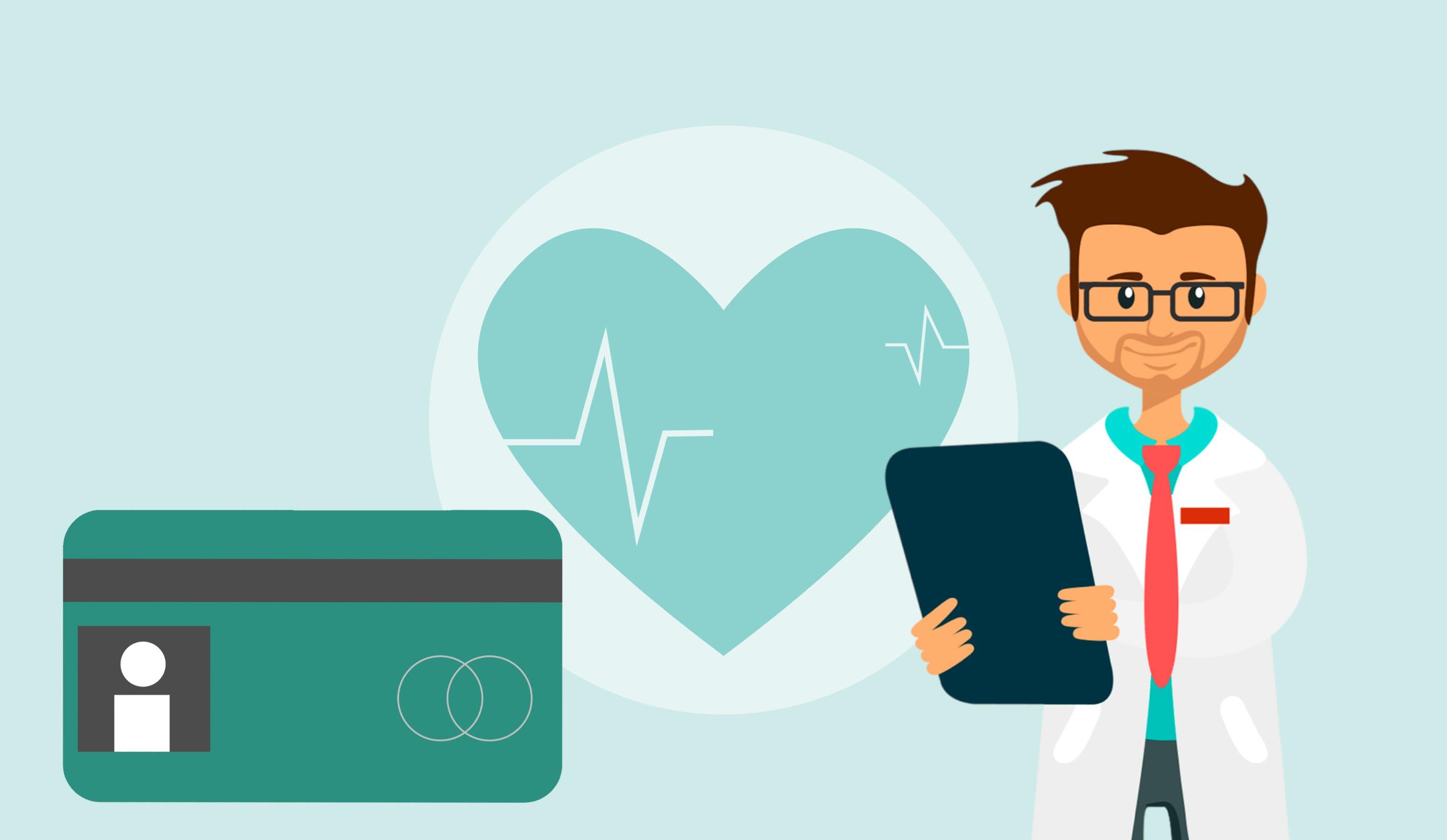 Base de remboursement - médecin carte santé - Santé - 3100x1800 - JPG