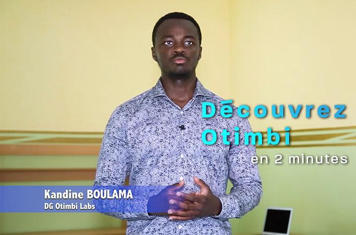 Reportage Otimbi Labs