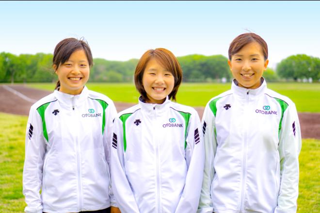 陸上競技部メンバー写真