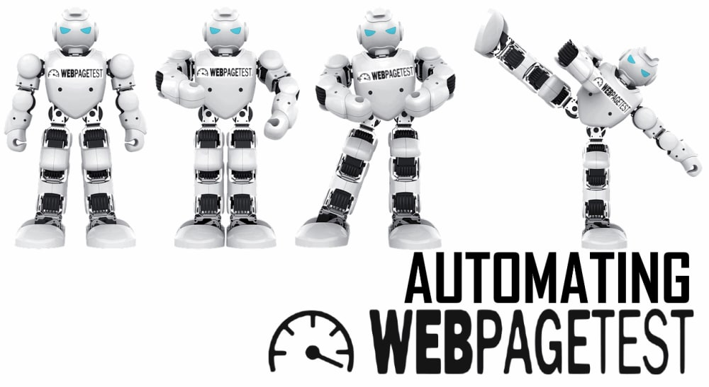 webpagetest robots