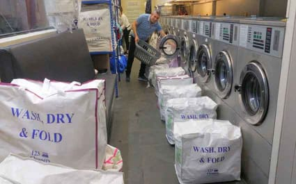 Wash Dry And Fold Laundry Services London 123 Cleaners