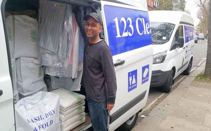 Laundry Delivery London