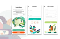 Prototypage application mobile