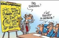 LA RETRAITE EN FRANCE FONCTION PUBLIQUE ET OUVRIERS DE L'ETAT
