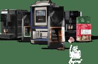 Nos machines à café professionnelles