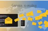Création service e-mailing