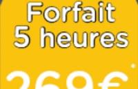 Forfait 5h00