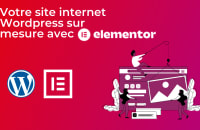 Création de site internet Vitrine avec Wordpress & Elementor Pro