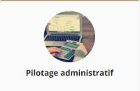 Pilotage Administratif