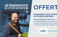 Diagnostic d'entreprise Offert