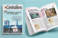 Edition - Magasines bi-mensuel - 60 pages