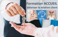 Formation Accueil - Valoriser la relation client