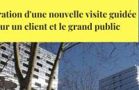 """Visite guidée """" Lormont Génicart, du Château au quartier populaire"""" 2h"""