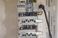 Câblage de tableau électrique