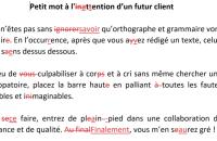Relecture/correction ortho-typographique de tout type de document